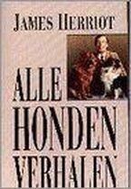 Boek cover Alle hondenverhalen van James Herriot (Paperback)