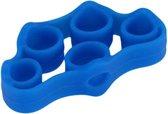 DW4Trading® Siliconen vingertrainer 5kg donkerblauw