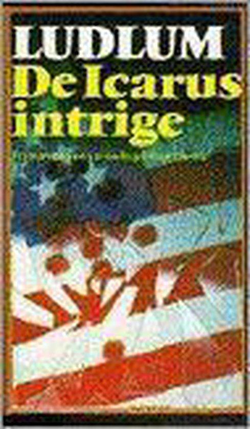 Icarus intrige - Robert Ludlum pdf epub