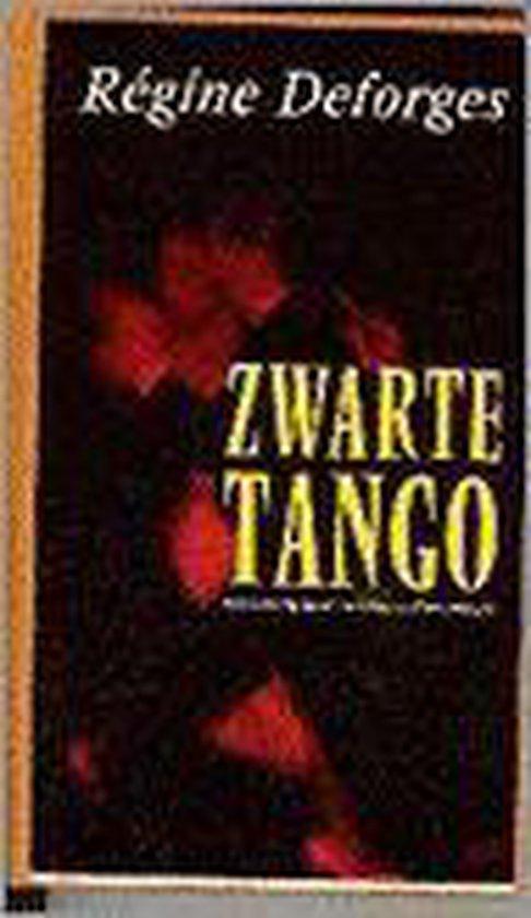 Zwarte tango - Deforges  