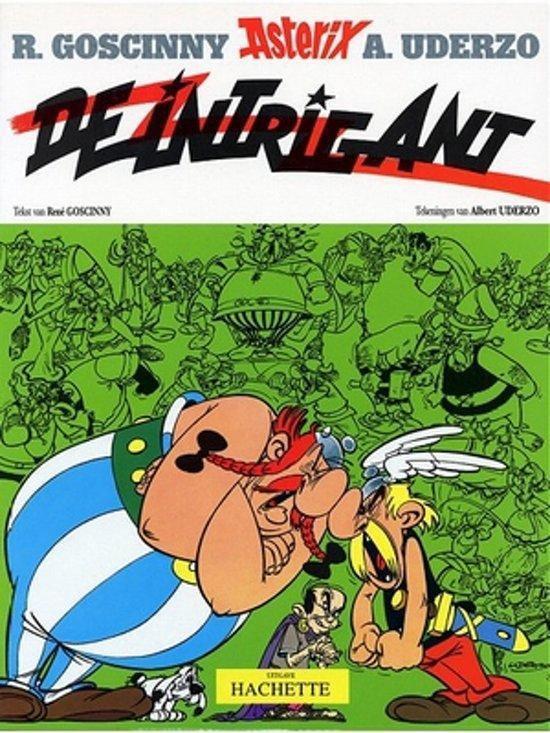 Afbeelding van Asterix 15. de intrigant