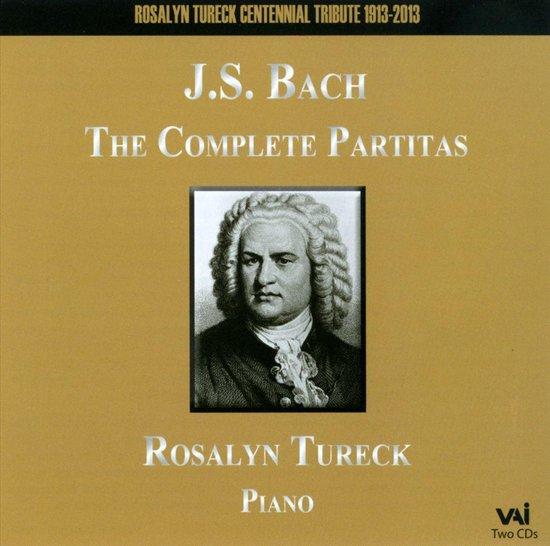 Bach: The Complete Partitas