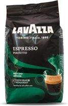 Lavazza Espresso Perfetto Koffiebonen - 1 kg (80 Arabica 20% Robusta)