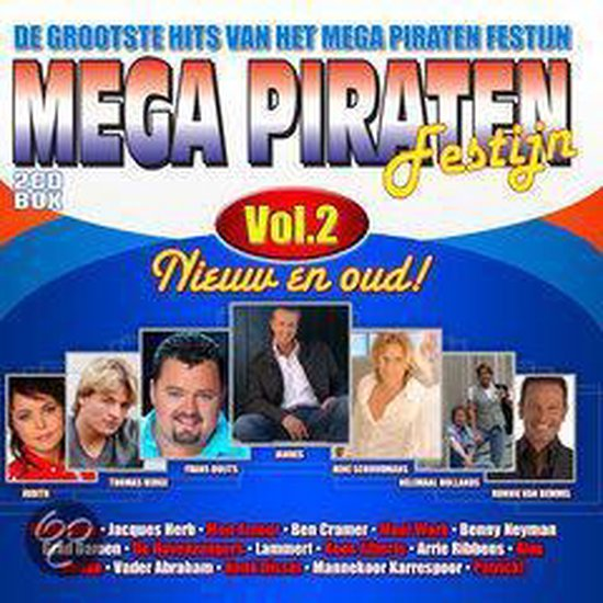 Mega Piraten Festijn Vol. 2