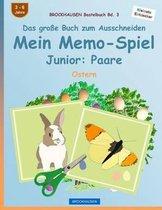 Brockhausen Bastelbuch Bd. 3 - Das Gro e Buch Zum Ausschneiden