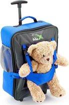 CabinMax Beer Kinder Handbagage Trolley - Neem je favoriete Beer / pop  mee op vakantie (BE)