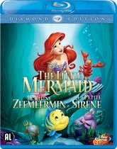 De Kleine Zeemeermin (Diamond Edition) (Blu-ray)
