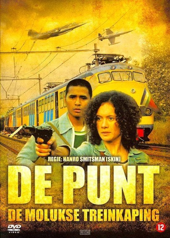 Cover van de film 'De Punt'