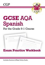 GCSE Spanish AQA Exam Practice Workbook - for the Grade 9-1 Course (includes Answers)