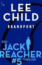 Omslag Jack Reacher 5 -   Brandpunt