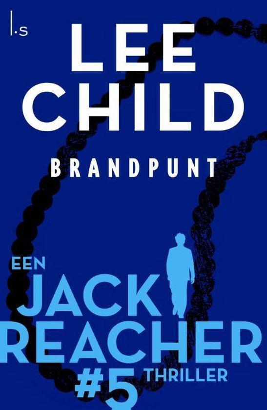 Omslag van Jack Reacher 5 -   Brandpunt