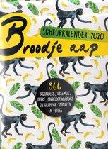 Afbeelding van Lees 366 dagen lang broodje aap verhalen scheurkalender 2020