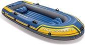 Intex 68370 - Challenger 3 - Opblaasboot - 3-Perso