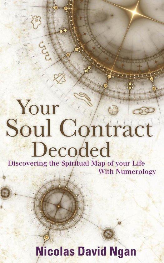 Boek cover Your Soul Contract Decoded van Nicholas David (Paperback)