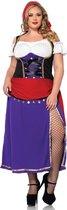 """""""Zigeuner kostuum voor vrouwen - Verkleedkleding - XXL"""""""
