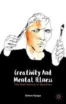 Boek cover Creativity and Mental Illness van S. Kyaga