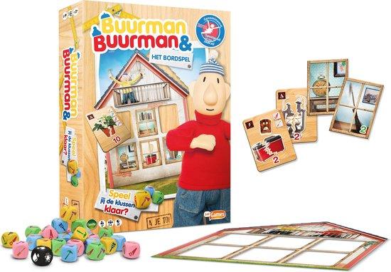 Buurman & Buurman Het Bordspel - Kinderspel - Buurman en Buurman
