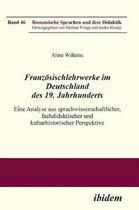 Franz sischlehrwerke im Deutschland des 19. Jahrhunderts.