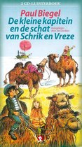 De Kleine Kapitein en de Schat van Schrik en Vreze - 2cd luisterboek