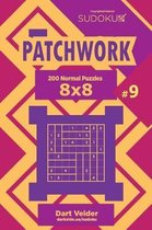 Sudoku Patchwork - 200 Normal Puzzles 8x8 (Volume 9)