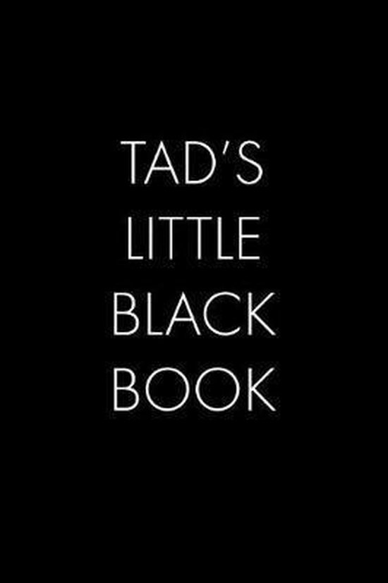 Tad's Little Black Book