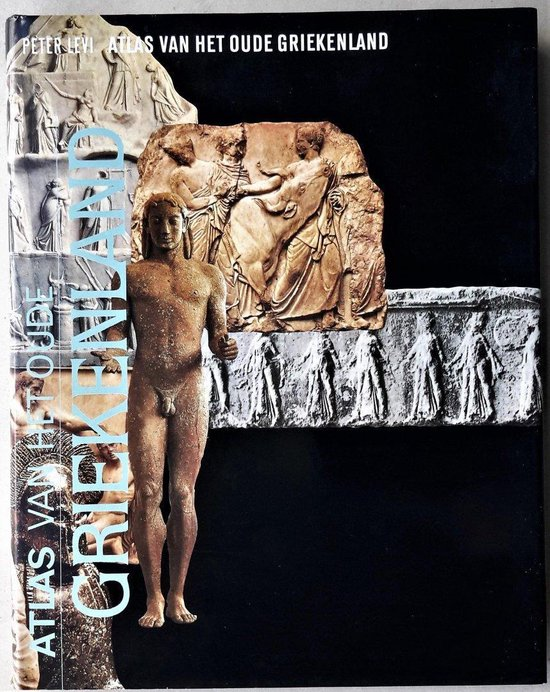 Atlas van het oude Griekenland - Graham Swift |