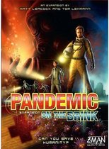 Pandemic - On The Brink 2nd edition - Engelstalig Bordspel