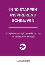 10 stappen boekenserie  -   In 10 stappen inspirerend schrijven