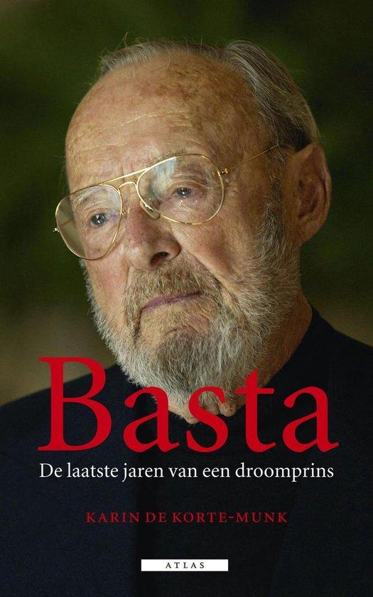Cover van het boek 'Basta'