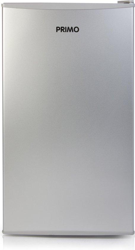 Tafelmodel koelkast: Primo FR6-WS Tafelmodel koelkast - extra koelvak - 93L - A+/F - Zilver, van het merk PRIMO