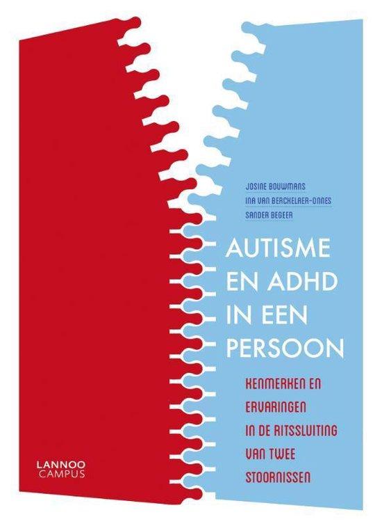 Autisme en ADHD in één persoon - Josine Bouwmans   Fthsonline.com