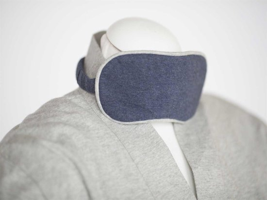 Yumeko Slaapmasker jersey blauw
