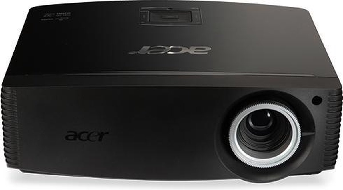Acer Professional and Education P8800 beamer/projector Standard throw projector 5000 ANSI lumens DLP 2160p (3840x2160) Zwart - Acer