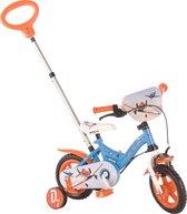Disney Planes - Kinderfiets - 10 Inch - Jongens - Blauw/Oranje