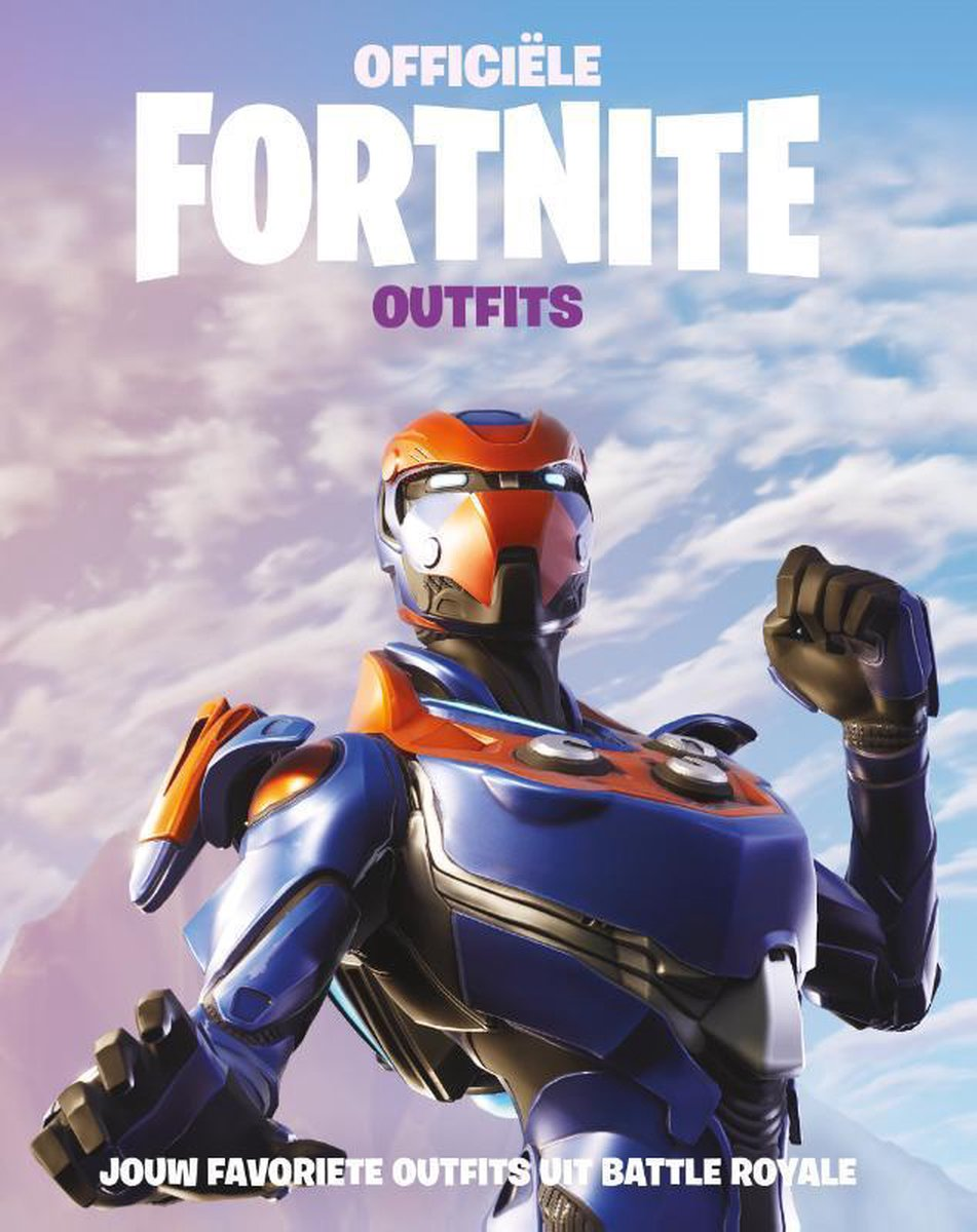 Fortnite 1 -   Officiele Fortnite outfits