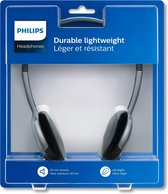 Philips SBCHL145 On-ear Headphones - Koptelefoon - Zwart