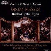 Organ Masses Volume 1