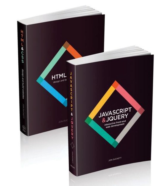 Web Design with HTML, CSS, JavaScript, jQuery Set
