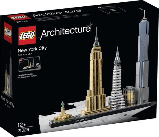 LEGO Architecture New York City - 21028