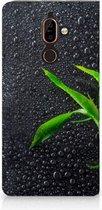 Nokia 7 Plus Standcase Hoesje Design Orchidee