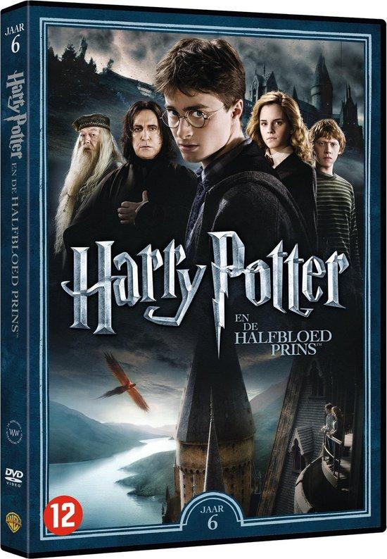 Bol Com Harry Potter And The Half Blood Prince Dvd Robbie Coltrane Dvd S