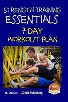 Strength Training Essentials - 7 Day Workout Plan