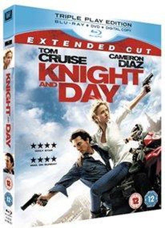 Cover van de film 'Knight & Day'