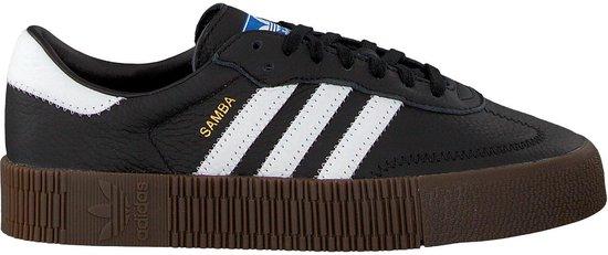 Adidas Dames Sneakers Sambarose Wmn - Zwart - Maat 38⅔