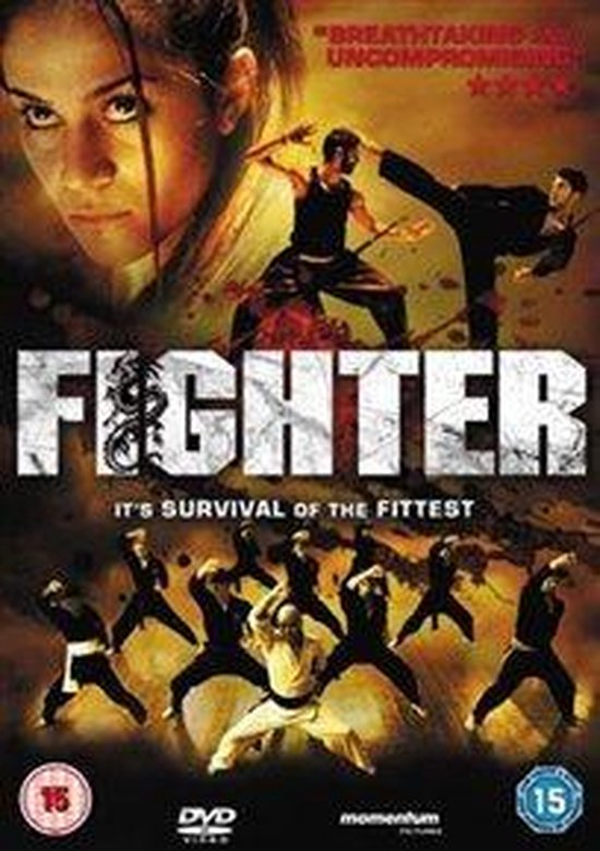 Cover van de film 'Fighter'
