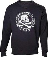UNCHARTED 4 - Sweater Pro Deus Qvod Licentia (L)