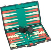 BACKGAMMON PIPING 11 INCH WITH WOODEN FRAME - 27 x 18,5 x 4,5 CM