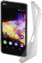 """Hama Cover """"Crystal"""" voor Wiko Rainbow up, transparant"""