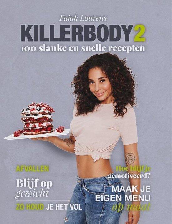 Boek cover Killerbody 2 van Fajah Lourens (Hardcover)