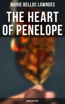 Omslag THE HEART OF PENELOPE (Murder Mystery)